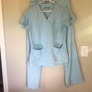 Greys Anatomy Scrub Set